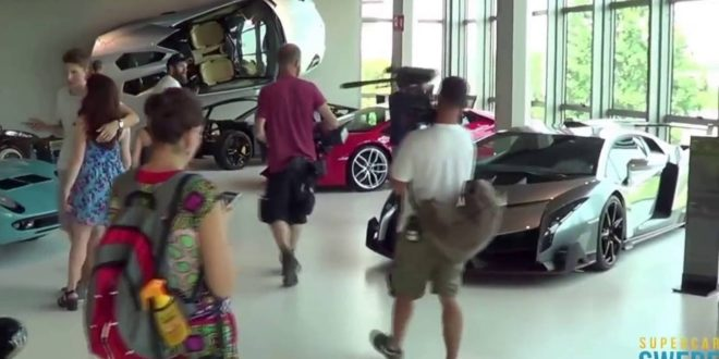 The Grand Tour: Behind the Scenes in Italy