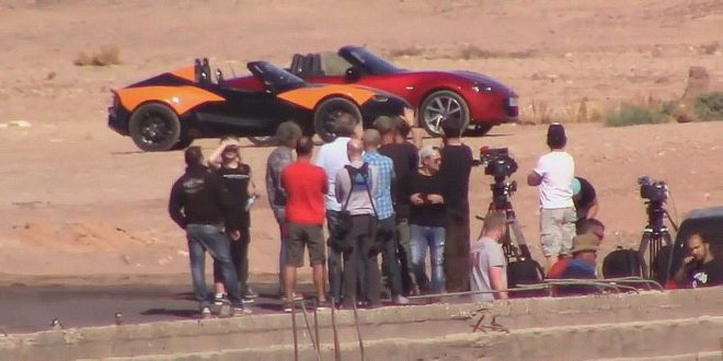 The Grand Tour BEHIND THE SCENES in Morocco (season 1)