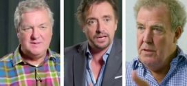 The Grand Tour: Sunday Times Interviews with Clarkson, Hammond and May.