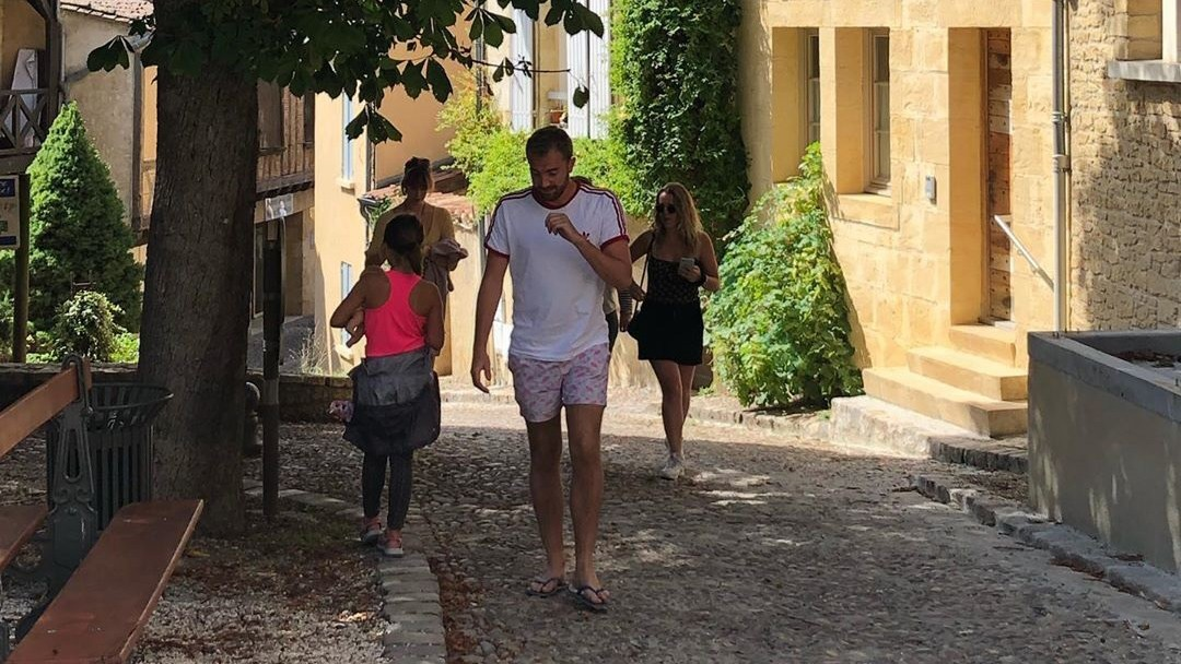 Jeremy Clarkson on Holiday in France
