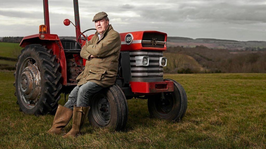 Jeremy Clarkson I Bought The Farm