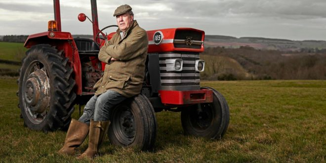 Grand Opening of Jeremy Clarkson's Farm Shop