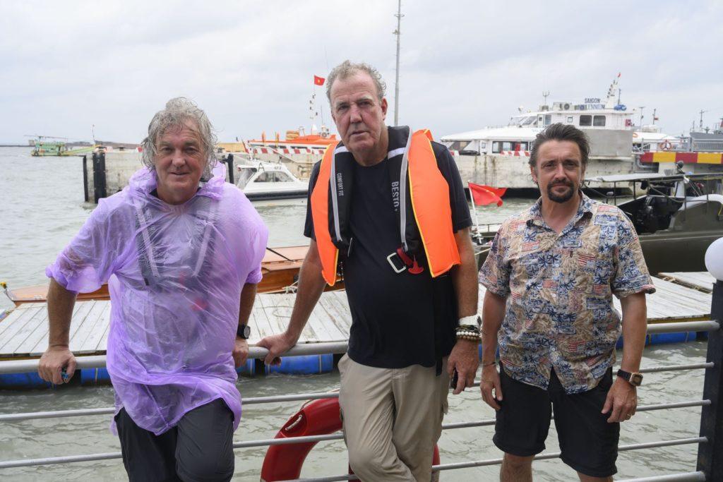 The Grand Tour Presents: Seamen