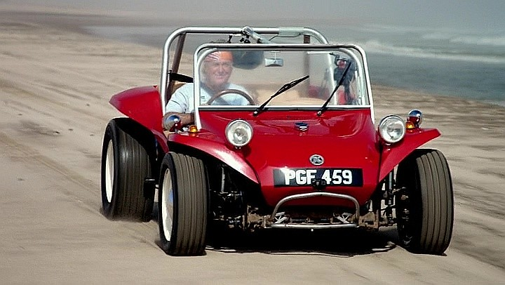 James Beach Buggy from Namibia Special