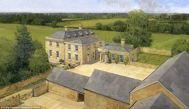 Clarkson's Farm, Proposed new House