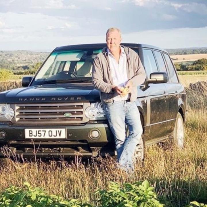 Jeremy Clarkson Harvesting