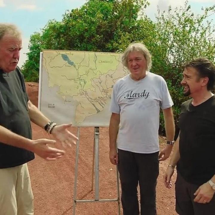 The Grand Tour Season 4 Episode 1 Seamen The Trio
