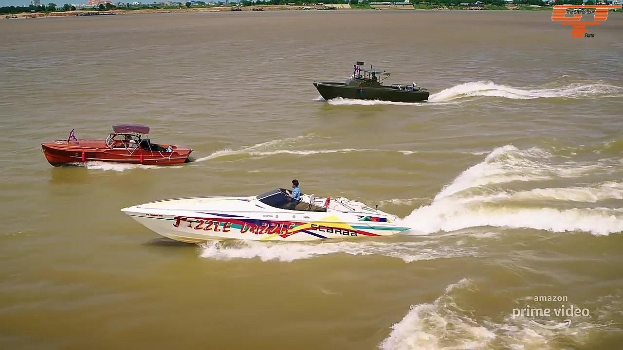 The Grand Tour Boats of Seaman (S04E01)