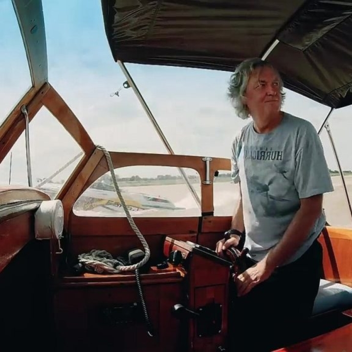 The Grand Tour Season 4 Episode 1 Seamen James May