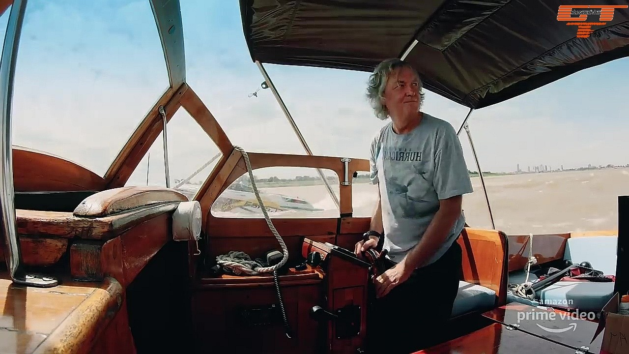 The Grand Tour James May (S04E01)