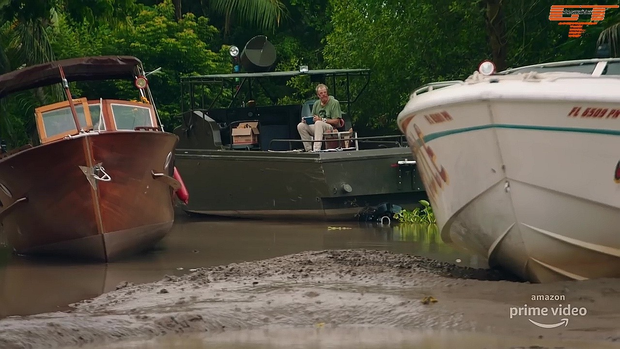 The Grand Tour Season 4 Episode 1 Seamen Jeremy Clarkson