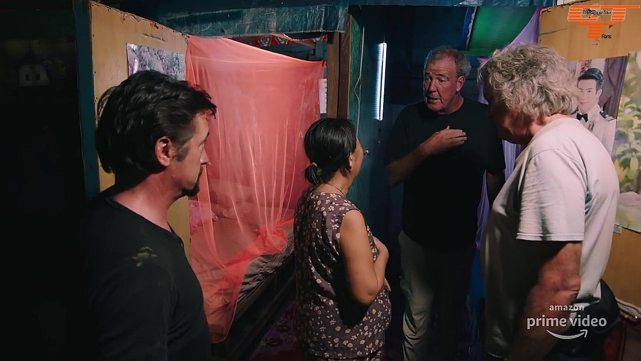 The Grand Tour Season 4 Episode 1 Seamen The Trio