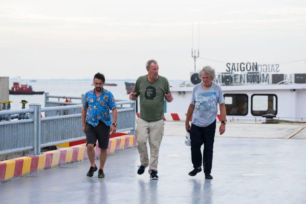 The Grand Tour Seamen