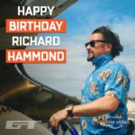Happy Birthday Richard Hammond