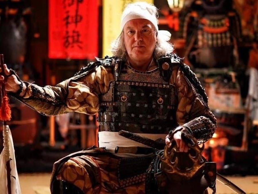 James May in Japan