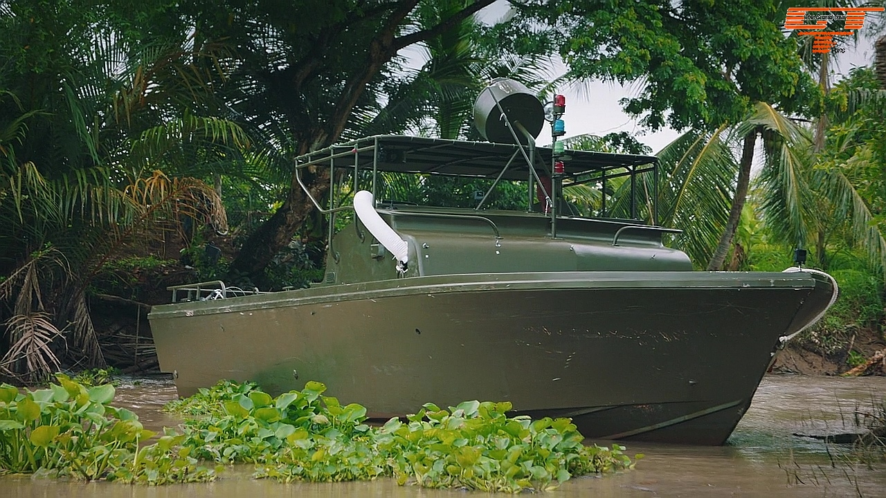 Patrol Boat River with Jeremy Clarkson