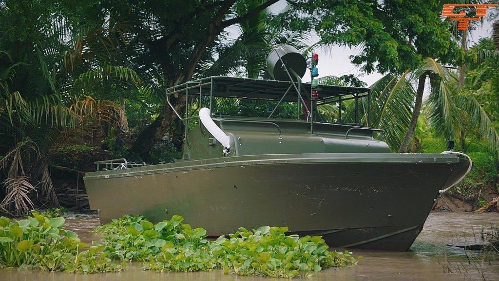 PBR Patrol Boat River