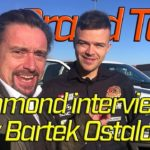 Bartek Ostalowski interviewing Richard Hammond