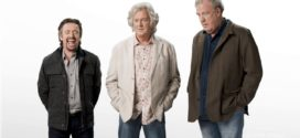 Finish the sentence with Clarkson, Hammond and May