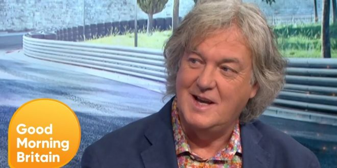 James May Explains How He Cheated Death in a Plane Crash