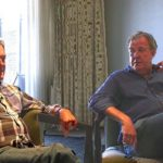 Jeremy Clarkson and James May in an interview
