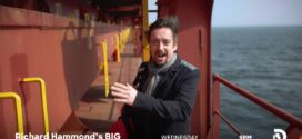 Richard Hammond in BIG Tonight on TV