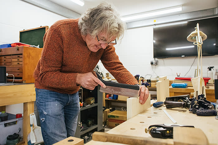 James May Woodworking